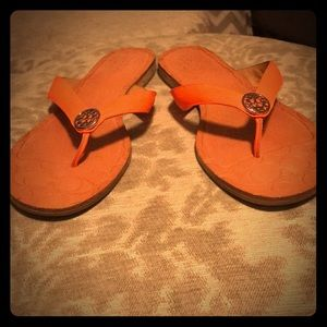 Authentic Coach Sandals